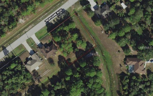 Tropicaire Boulevard, North Port, FL 34291 (MLS #C7401340) :: The Duncan Duo Team