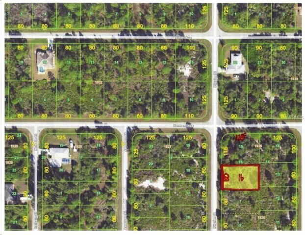 4138 Pilgrim Street, Port Charlotte, FL 33981 (MLS #C7401380) :: The Duncan Duo Team