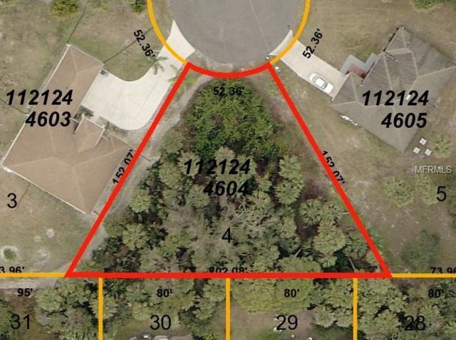 Foliage Court, North Port, FL 34288 (MLS #C7401383) :: Team Pepka