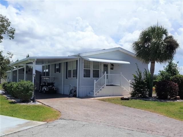 2100 Kings Highway #376, Port Charlotte, FL 33980 (MLS #C7401388) :: The Duncan Duo Team