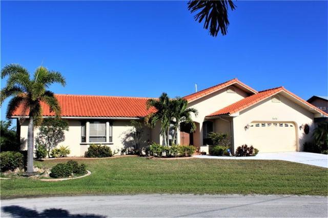 3436 Saint Croix Court, Punta Gorda, FL 33950 (MLS #C7401438) :: White Sands Realty Group
