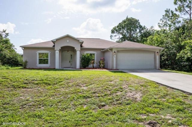 3965 Hadden Terrace, North Port, FL 34287 (MLS #C7401439) :: The Price Group