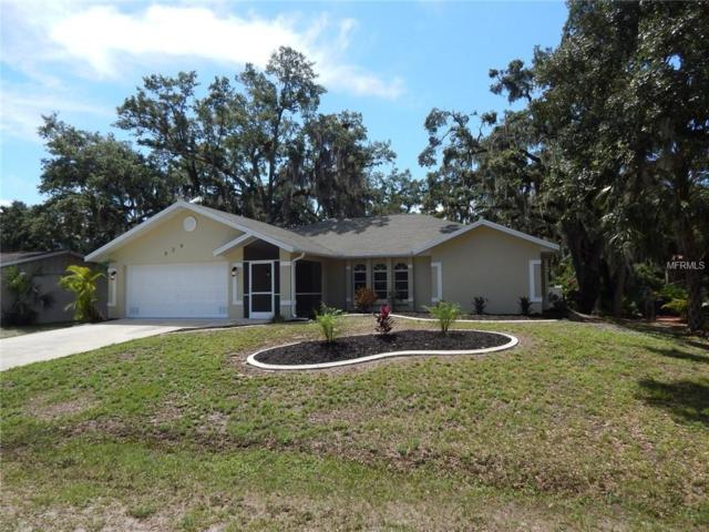 929 Tropical Avenue NW, Port Charlotte, FL 33948 (MLS #C7401454) :: The Duncan Duo Team