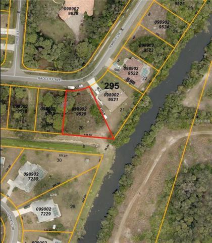 Radcliff Avenue, North Port, FL 34287 (MLS #C7401459) :: The Price Group