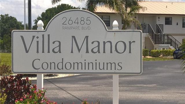 26485 Rampart Boulevard A24, Punta Gorda, FL 33983 (MLS #C7401521) :: The Duncan Duo Team