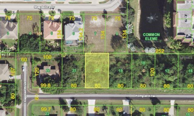 700 Pompano Terrace, Punta Gorda, FL 33950 (MLS #C7401522) :: The Duncan Duo Team