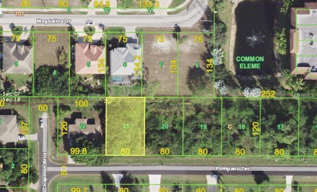 712 Pompano Terrace, Punta Gorda, FL 33950 (MLS #C7401523) :: The Duncan Duo Team