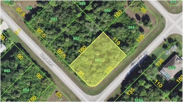 245 Sunset Road N, Rotonda West, FL 33947 (MLS #C7401560) :: The Duncan Duo Team