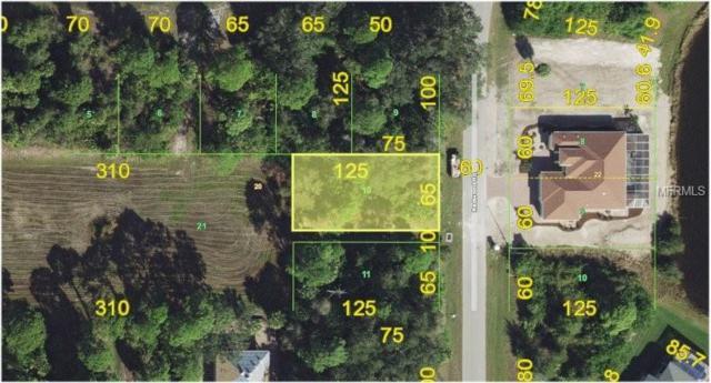 194 Redwood Road, Rotonda West, FL 33947 (MLS #C7401572) :: The Duncan Duo Team