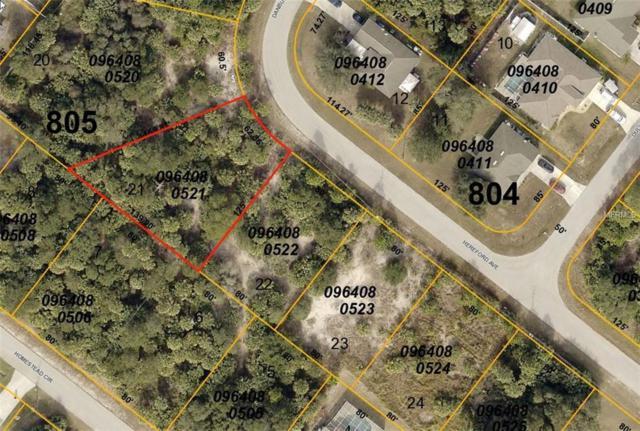 Hereford Avenue, North Port, FL 34286 (MLS #C7401576) :: The Lockhart Team