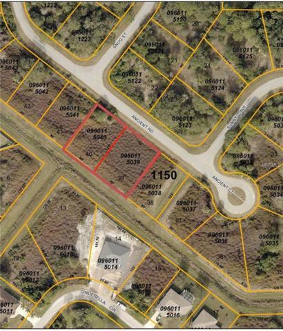 0 Ancient Road, North Port, FL 34286 (MLS #C7401598) :: The Duncan Duo Team