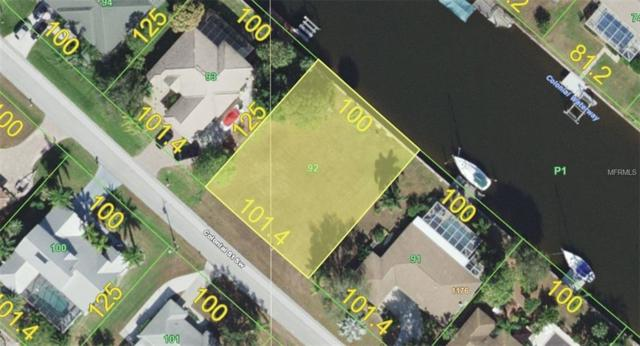 126 Colonial Street SW, Port Charlotte, FL 33952 (MLS #C7401638) :: The Duncan Duo Team