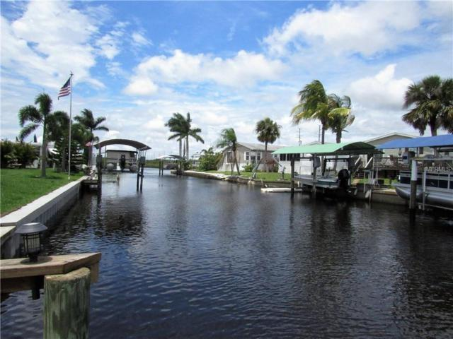 3304 Sunny Harbor Dr, Punta Gorda, FL 33982 (MLS #C7401639) :: The Duncan Duo Team