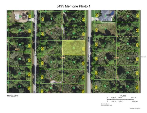 3495 Mentone Street, Port Charlotte, FL 33980 (MLS #C7401643) :: The Price Group