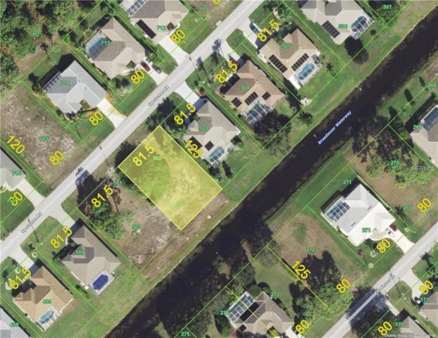 167 Sportsman Road, Rotonda West, FL 33947 (MLS #C7401736) :: The BRC Group, LLC