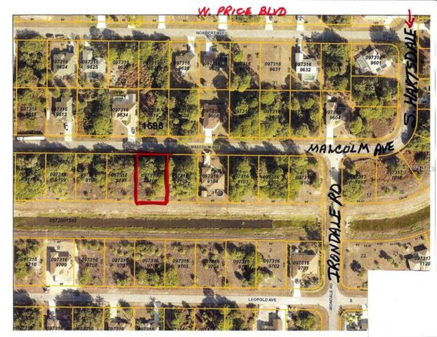 Malcolm Avenue, North Port, FL 34287 (MLS #C7401773) :: White Sands Realty Group