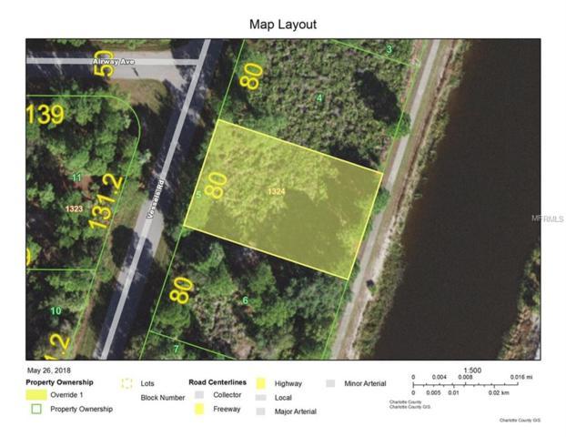 3204 Vessels Road, Port Charlotte, FL 33980 (MLS #C7401784) :: Lovitch Realty Group, LLC