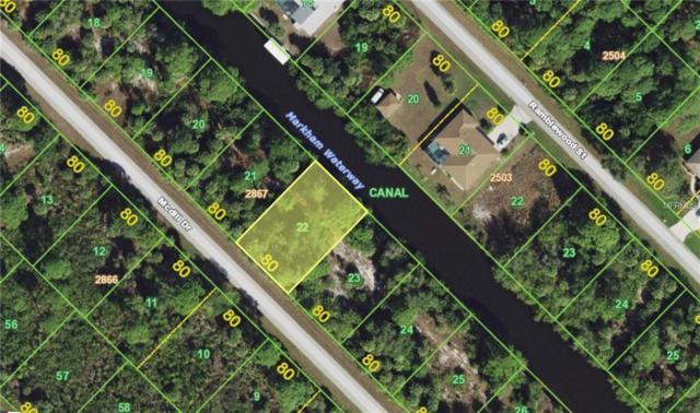 464 Mcdill Drive, Port Charlotte, FL 33953 (MLS #C7401907) :: The Lockhart Team
