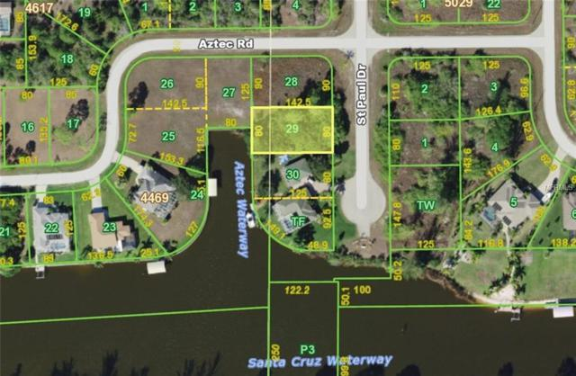 10561 St Paul Drive, Port Charlotte, FL 33981 (MLS #C7401910) :: The Lockhart Team
