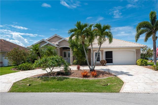2821 La Mancha Court, Punta Gorda, FL 33950 (MLS #C7401960) :: Godwin Realty Group