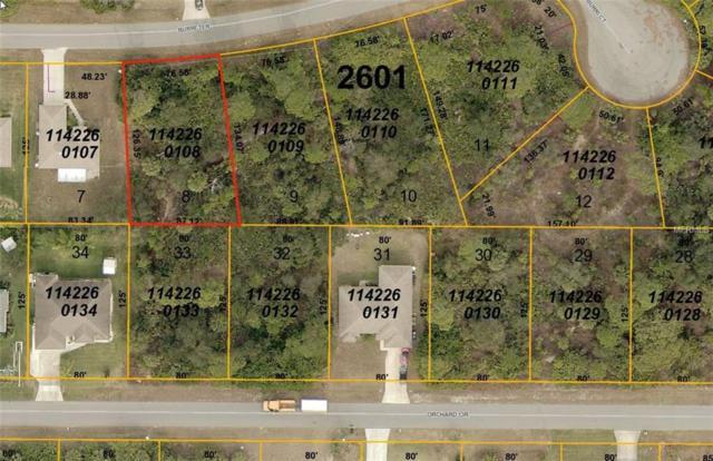 Burri Terrace, North Port, FL 34288 (MLS #C7401985) :: The Price Group
