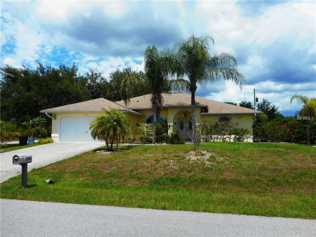 4370 Sines Lane, Port Charlotte, FL 33981 (MLS #C7402040) :: The Price Group