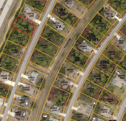 Weatherton Street, North Port, FL 34288 (MLS #C7402094) :: The Price Group