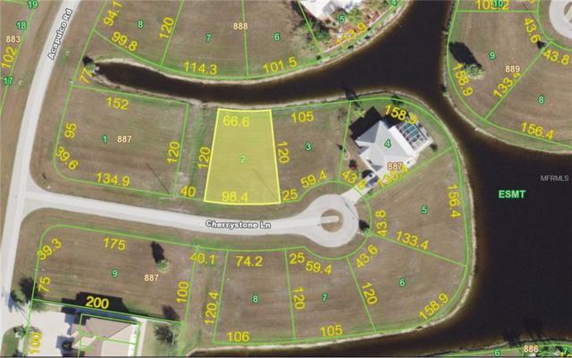 24060 Cherry Stone Lane, Punta Gorda, FL 33955 (MLS #C7402137) :: The Lockhart Team