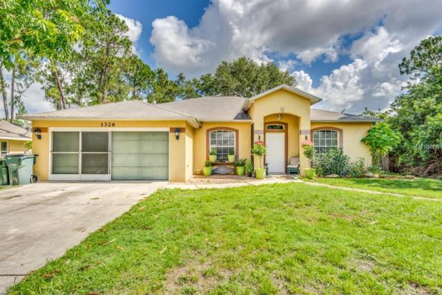 1326 Geranium Avenue, North Port, FL 34288 (MLS #C7402177) :: The Lockhart Team