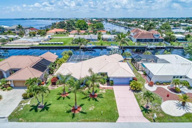 40 Ocean Drive, Punta Gorda, FL 33950 (MLS #C7402183) :: The Lockhart Team