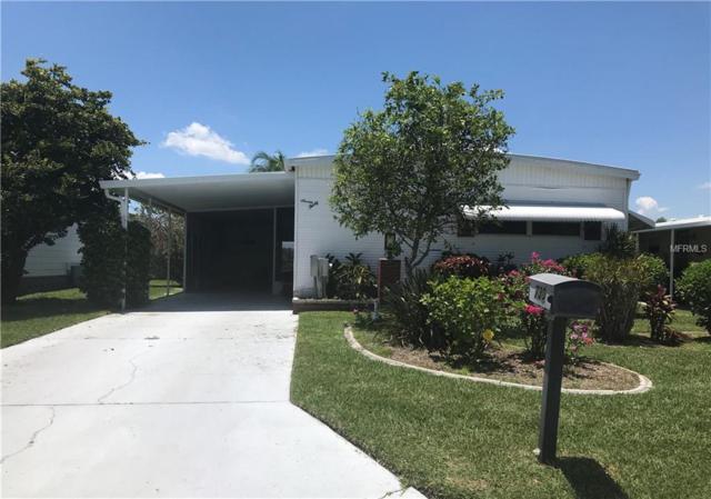 730 Blackburn Boulevard #550, North Port, FL 34287 (MLS #C7402244) :: FL 360 Realty