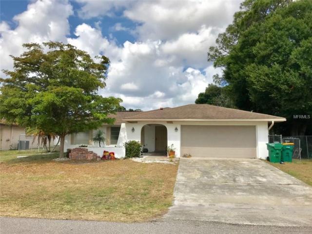 3081 Kingston Street, Port Charlotte, FL 33952 (MLS #C7402288) :: The Price Group