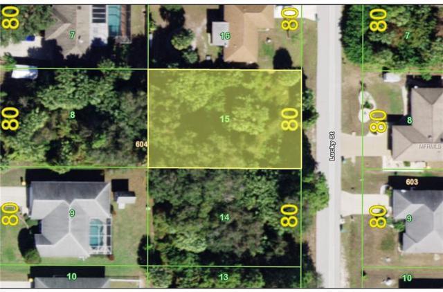2055 Lucky Street, Port Charlotte, FL 33948 (MLS #C7402312) :: Godwin Realty Group