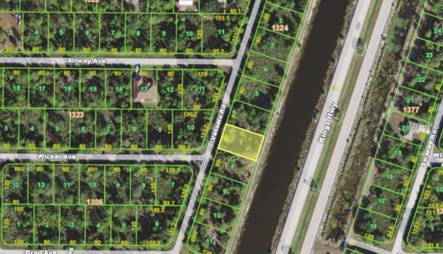 3220 Vessels Road, Port Charlotte, FL 33980 (MLS #C7402371) :: The Price Group