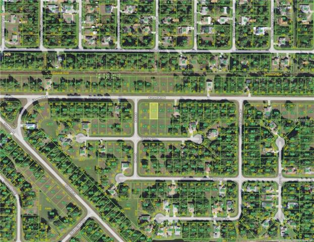 421 Sunset Road N., Rotonda West, FL 33947 (MLS #C7402399) :: The BRC Group, LLC
