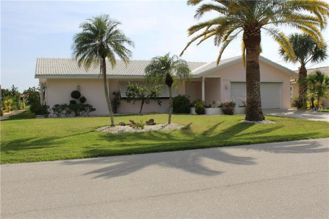 331 Capri Isles Court, Punta Gorda, FL 33950 (MLS #C7402410) :: RE/MAX Realtec Group