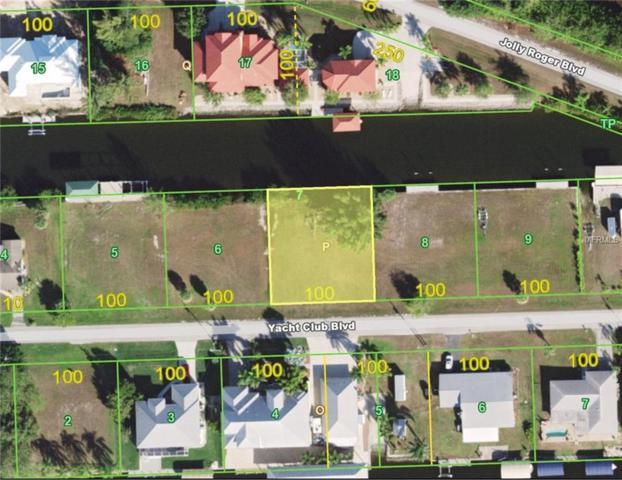 24226 Yacht Club Boulevard, Punta Gorda, FL 33955 (MLS #C7402831) :: Godwin Realty Group