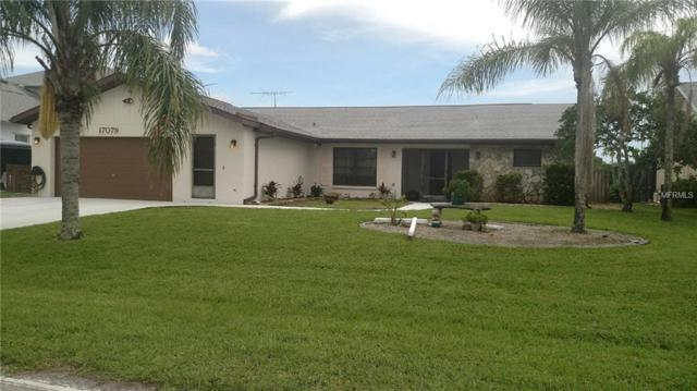 17079 Ohara Drive, Port Charlotte, FL 33948 (MLS #C7402916) :: The Duncan Duo Team
