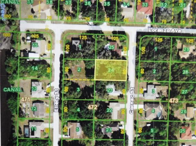 2041 Carnac Street, Port Charlotte, FL 33952 (MLS #C7402950) :: Griffin Group