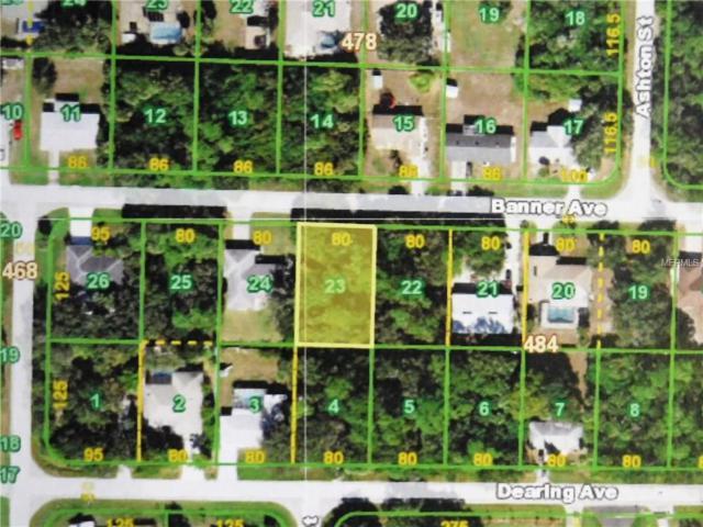 20295 Banner Avenue, Port Charlotte, FL 33952 (MLS #C7402952) :: Team Pepka
