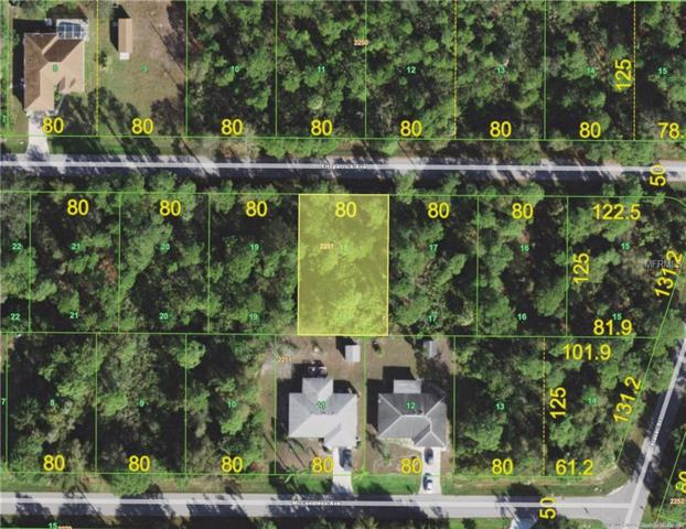 23439 Fitzpatrick Avenue, Port Charlotte, FL 33980 (MLS #C7403012) :: The Duncan Duo Team
