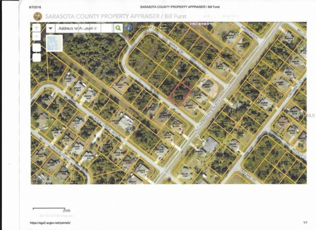 San Maria Circle, North Port, FL 34286 (MLS #C7403045) :: The Lockhart Team