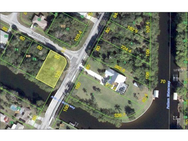 2613 Cannolot Boulevard, Port Charlotte, FL 33948 (MLS #C7403113) :: RE/MAX Realtec Group