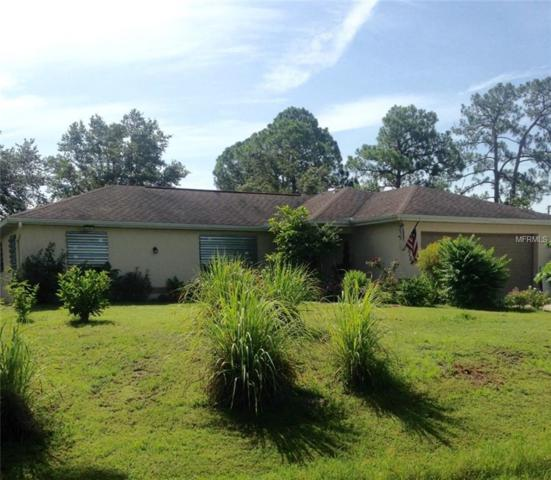 1154 Andalusia Street, North Port, FL 34286 (MLS #C7403148) :: The Duncan Duo Team