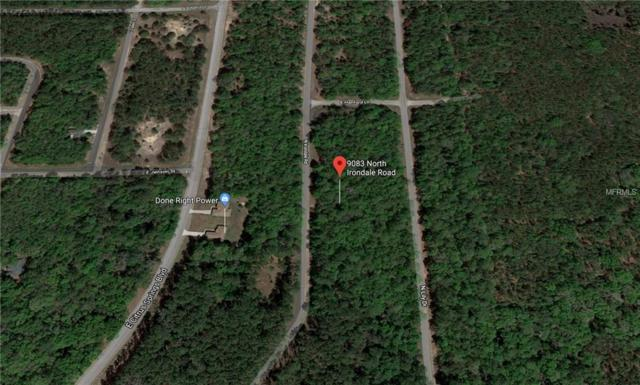 9083 N Irondale Road, Dunnellon, FL 34434 (MLS #C7403195) :: The Duncan Duo Team
