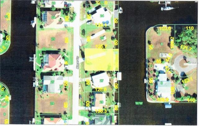 4420 Almar Drive, Punta Gorda, FL 33950 (MLS #C7403308) :: The Duncan Duo Team