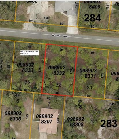 Wooley Avenue, North Port, FL 34287 (MLS #C7403363) :: The Duncan Duo Team