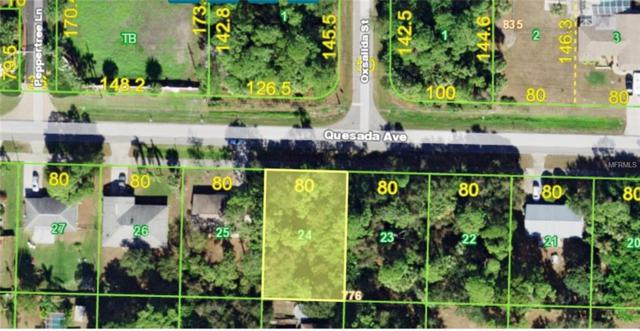 20409 Quesada Avenue, Port Charlotte, FL 33952 (MLS #C7403372) :: Mark and Joni Coulter | Better Homes and Gardens