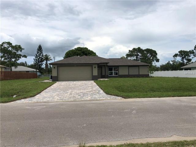 150 Allworthy Street, Port Charlotte, FL 33954 (MLS #C7403425) :: Griffin Group
