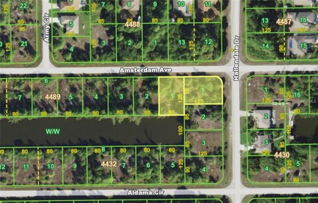15213 Amsterdam Avenue, Port Charlotte, FL 33981 (MLS #C7403556) :: Griffin Group